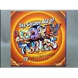 The golden age of looney tunes 5 disc set (laserdisc)