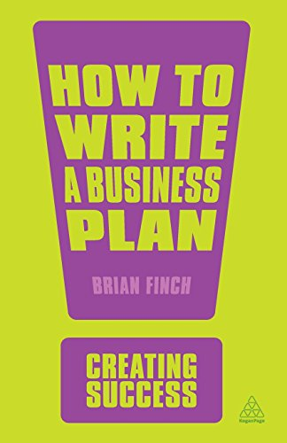 creating a successful business plan