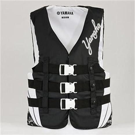 Amazon Com Oem Yamaha Women S Nylon Life Jacket Vest Pfd Black Xx