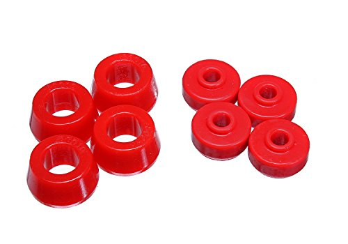 Energy Suspension 8.8102R Rear Shock Bushings