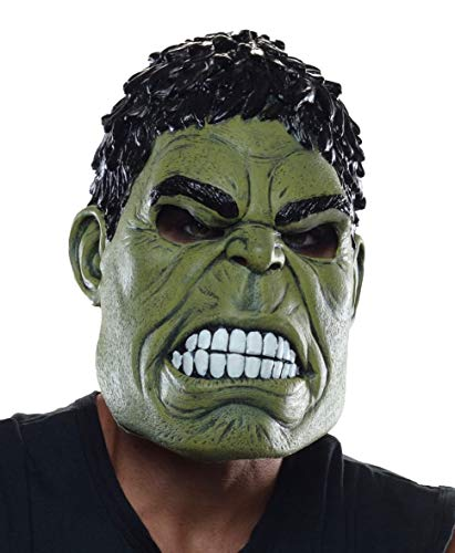 Incredible Hulk Costumes For Adults - Rubie's Marvel Men's Avengers 2 Age