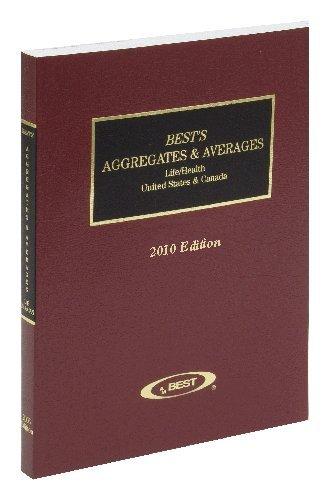 Best's Aggregates & Averages L/H 2010 pdf
