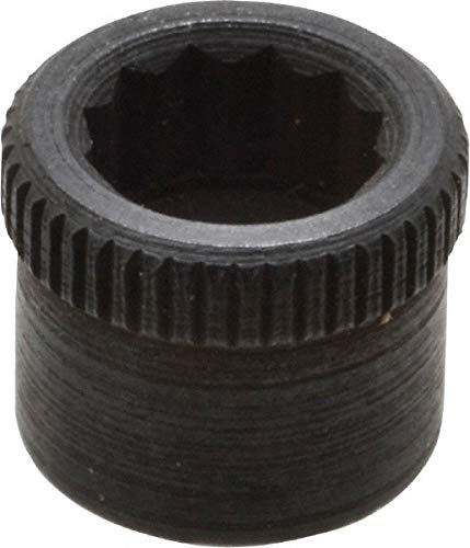 #6-32'' Thread Uncoated Steel Allen Nut pack of 100