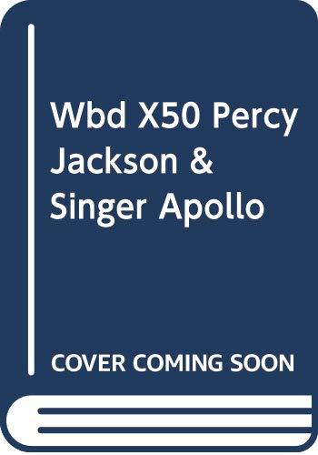 Percy Jackson/Singer of Apollo X50 Pack World Book Day 2019: Amazon.es: Riordan, Rick: Libros en idiomas extranjeros