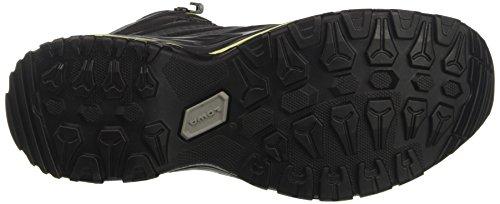 Lowa Innox GTX Mid W Zapatillas de senderismo Gris (Anthrazit/mint)