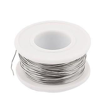 Costantana 0,55 millimetri 23 AWG Sezione 1.989 Ohm/m 25M Heater Wire