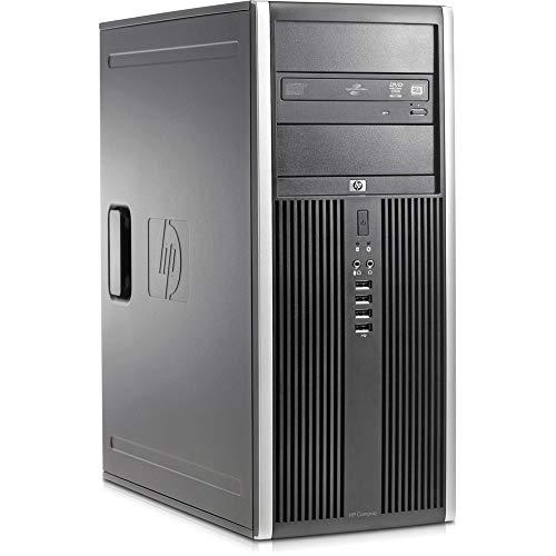 Windows 10 HP 8300 Intel Core i5-3470 Tower PC Computer – 8GB DDR3-500GB HDD (Renewed)