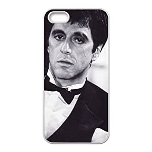 Al Pacino Scarface iPhone 4 4s Cell Phone Case White Customized Toy pxf005_9734220