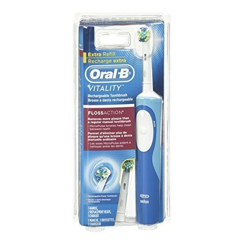 Price comparison product image ORAL-B VITALITY PWR T-B FL ACT 1