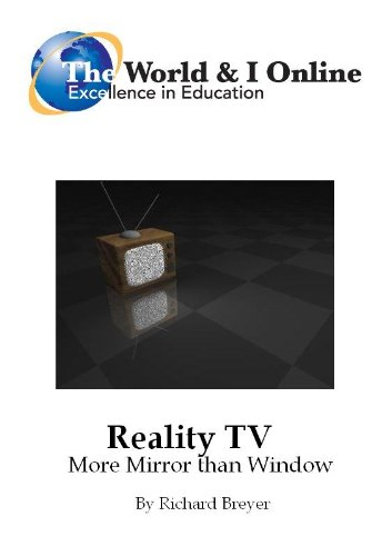 Reality TV: More Mirror than - Mirror Camera Online