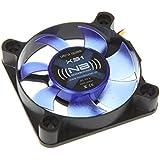 Noiseblocker NB-BlackSilent Fan XS-1 50mm x 10mm Ultra Silent Fan, 3000rpm, 3 pin, 16 dBA, 6.77 CFM