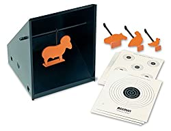 Beeman Pellet Trap with Targets and Silhouettes