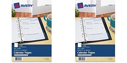 binder calendar insert - 5
