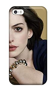 JacXD7891TsusD Case Cover Protector For Iphone 5/5s Anne Hathaway Case
