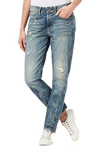 Lt Friend Mujer Jeans Aged Wmn G Destroy Star Midge Saddle xPw0qTgZ