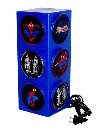 Spiderman Traffic Light Lamp