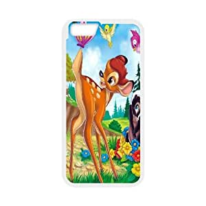 iphone6s 4.7 inch Phone Case White Bambi DTW8062035