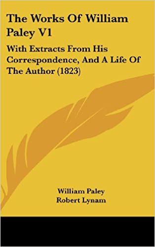 Téléchargement de livres audio RapidshareThe Works Of William Paley V1: With Extracts From His Correspondence, And A Life Of The Author (1823) DJVU 1160022461