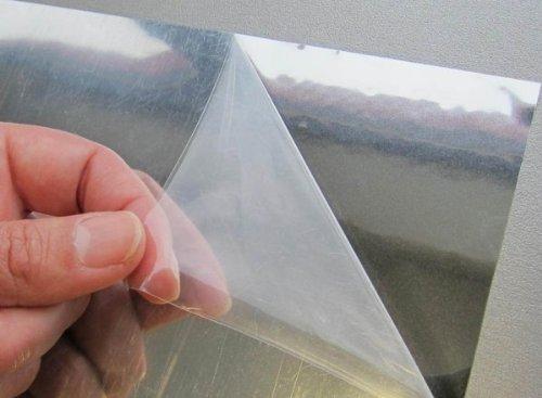 Papier effet miroir for Papier autocollant miroir