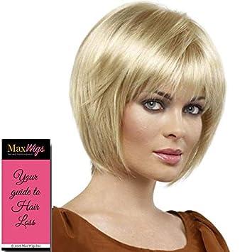 Amazon.com : Francesca Wig Color CINNAMON RAISIN - Envy Wigs ...