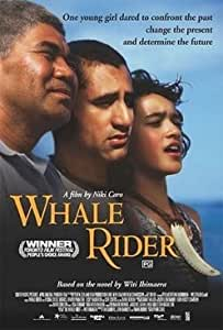 Whale Rider - Very Good Condition