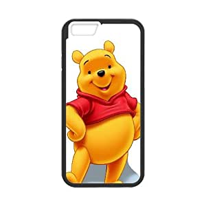 Winnie the Pooh iPhone 6 4.7 Inch Cell Phone Case Black yyfabd-191183