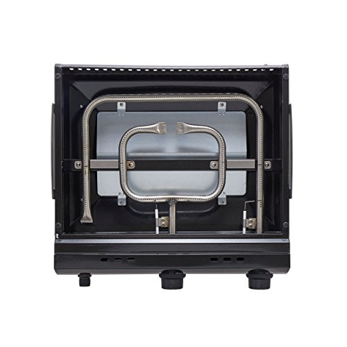 BakerStone O-AJLXX-O-000 Portable Gas Pizza Oven, Black by BakerStone (Image #4)