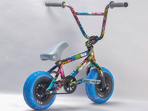 Rocker 3 Crazy Main Splatter Bmx Mini Bmx Bike Lifestyle Updated