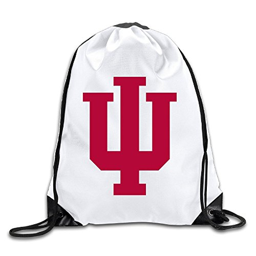 Acosoy Indiana University Drawstring Backpacks/Bags