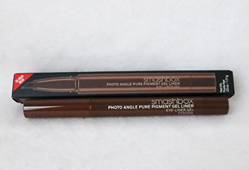 Smashbox Photo Angle Pure Pigment Gel Liner Eye-Liner Gel 1.11g - Cocoa