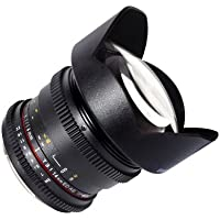 Samyang Cine SYCV14M-S 14mm T3.1 Cine Wide Angle Lens for Sony Alpha
