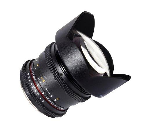 Samyang Cine SYCV14M-N 14mm T3.1 Cine Wide Angle Lens for Nikon