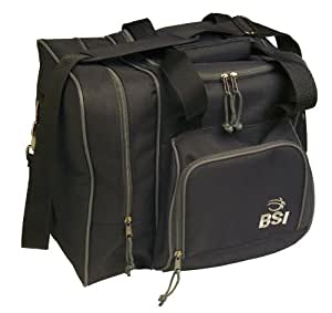 BSI Deluxe Single Ball Tote Bag (Black)