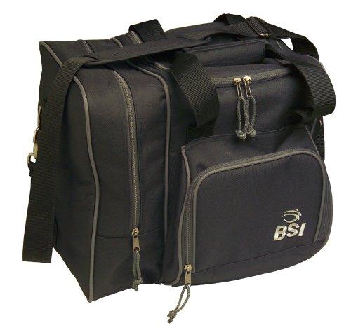 BSI Deluxe Single Ball Tote Bag (Black)