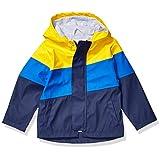 Amazon Brand - Spotted Zebra Boys Rain Coat Jacket
