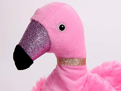Alsino Antiscivolo Caldi Taglia Pink Per Fenicottero Pink 37 Ragazza Morbidi Peluche Scarpe Casa Unica Donna Bambina Adorabili 39 Rosa Pantofole rwq7vpr