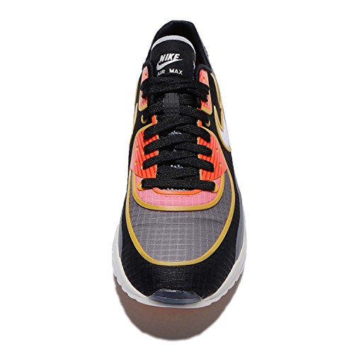Nike Womens W Air Max 90 Ultra 2.0 Si, Cool Grey/Light Bone-Black