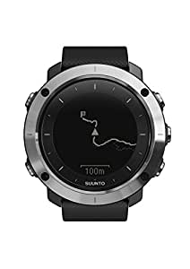 Suunto Traverse GPS Watch, Black