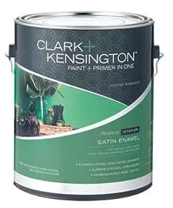 Clark kensington interior latex satin enamel paint and - Clark and kensington exterior paint ...