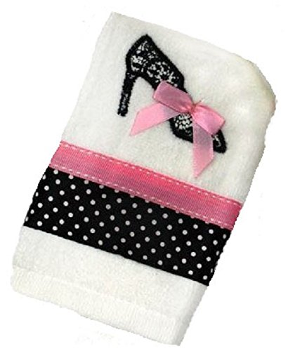 homewear 7908-TWL Glamour Girl Fingertip Towel Sam Hedaya Corp