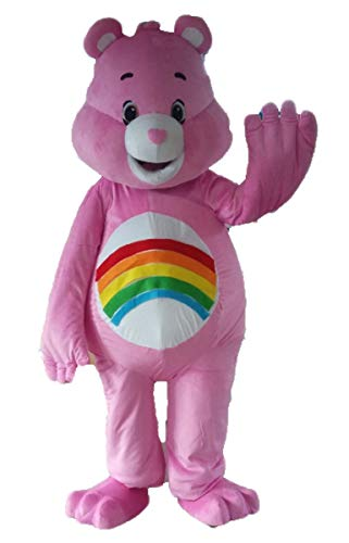Adult Size Cute Care Bear Mascot Costume for Party Funny Mascot Outfits for Sale
