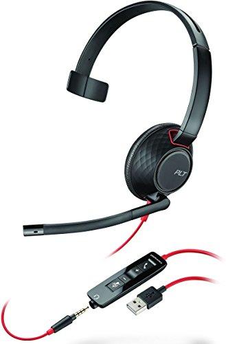 Plantronics Blackwire 5200 Series USB Headset