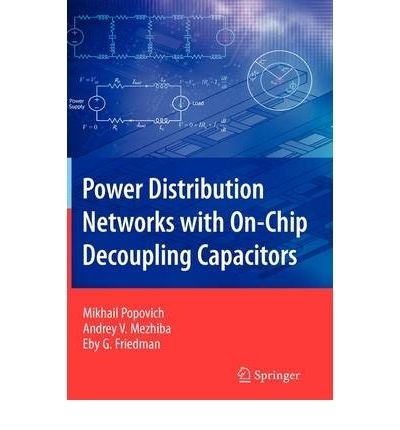 Download Power Distribution Networks with On-chip Decoupling Capacitors (Hardback) - Common pdf