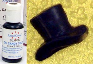 AmeriColor Oil-Based Candy Color-- Black: Amazon.com: Grocery ...