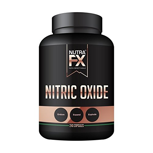 NutraFX Nitric Oxide Booster Capsules