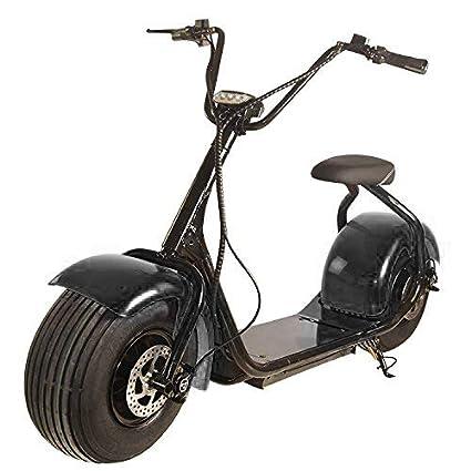 Patinete eléctrico Chopper N1, motor eléctrico, 25 km/h ...