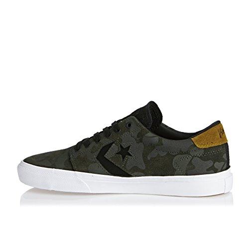 Converse Skate Shoes - Converse KA3 Skate Shoes - Green Onyx