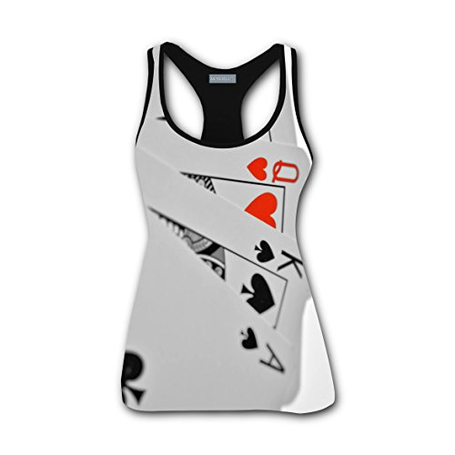 r Women Tank Top Underwaist Original Tops S (Decathlon Card)
