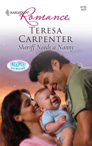 book cover of Sheriff Needs a Nanny