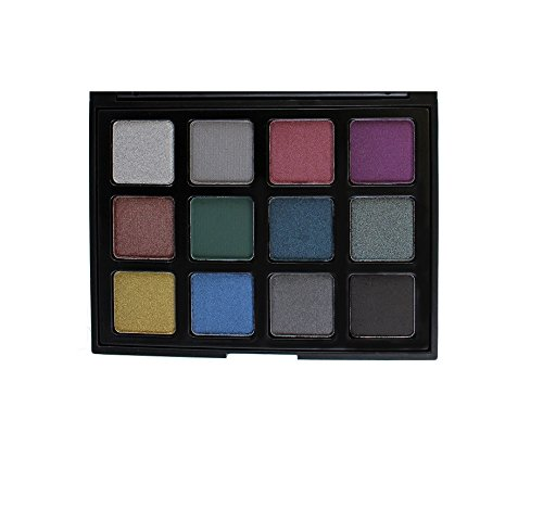 MORPHE 12 Color Zodiac Smokey Eye Pick Me Up Collection 12Z - Professional eyeshadow palette with intense pigment